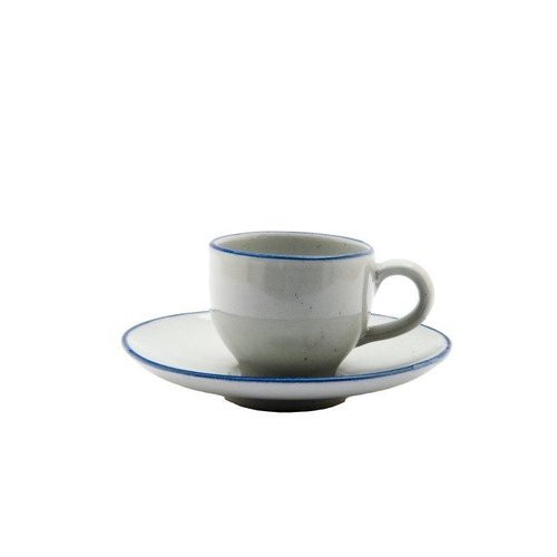 Highland Stoneware Highland Stoneware Teacup & Saucer Sheep