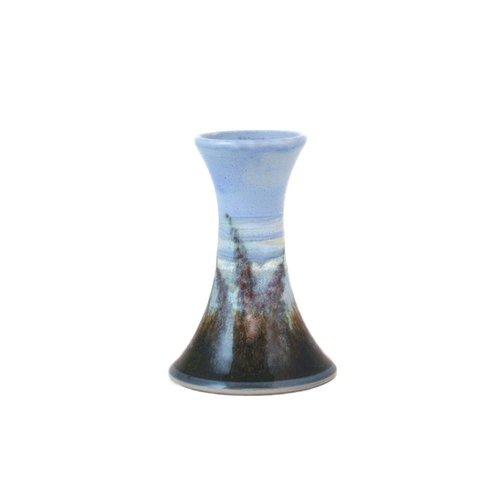 Highland Stoneware Highland Stoneware Bud Vase Heather