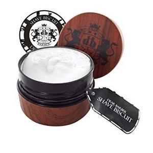 Kingsley Dear Barber Shave Biscuit
