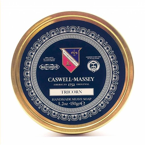 Caswell-Massey Caswell-Massey Tricorn Shave Soap