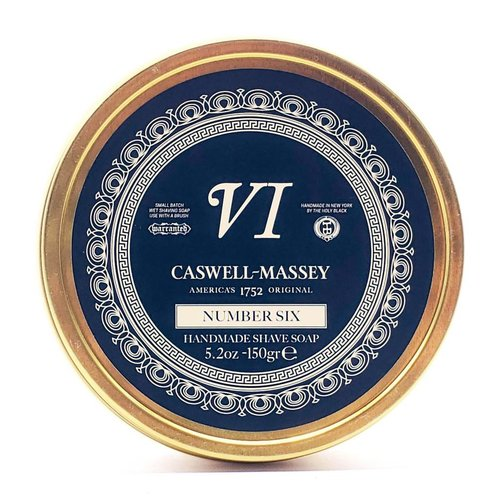 Caswell-Massey Caswell-Massey Handamade Shave Soap Number Six