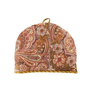April Cornell Autumn Patchwork Tea Cosy