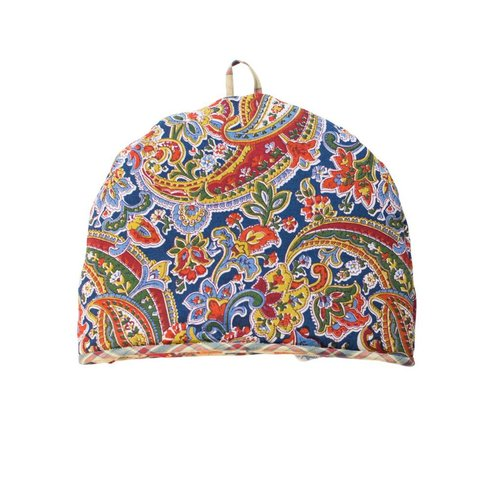 April Cornell Kindred Patchwork Tea Cosy Multi