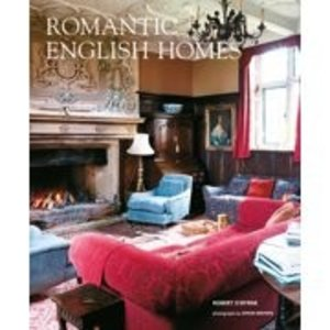 Romantic English Homes Hardcover Book