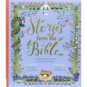 Stories From The Bible Hardcover Book