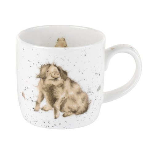 Wrendale Wrendale Truffles Mug (Pig)