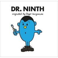 Mr. Men Doctor Who Dr. Ninth Book