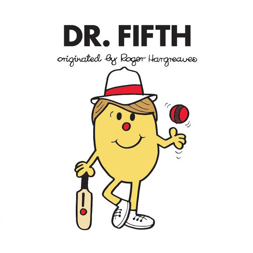 Penguin Random House LLC Mr. Men Doctor Who Dr. Fifth Book