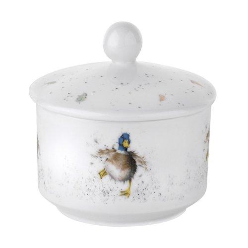 Wrendale Wrendale Sugar Pot Waddle Quack 10oz