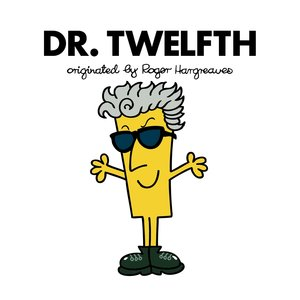 Penguin Random House LLC Mr. Men Doctor Who Dr. Twelfth Book