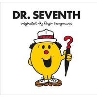 Mr. Men Doctor Who Dr. Seventh Book