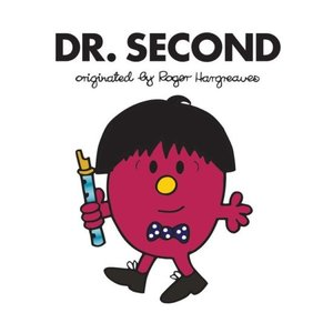 Penguin Random House LLC Mr. Men Doctor Who Dr. Second Book