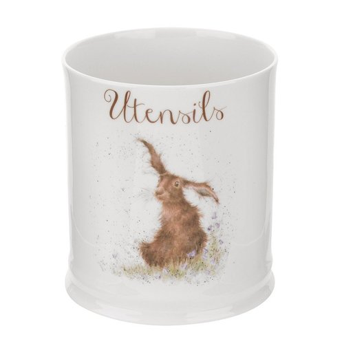Wrendale Royal Worcester Wrendale Designs Utensil Jar