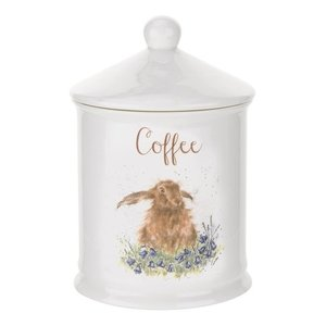 Wrendale Wrendale Bright Eyes (Hare) Coffee Canister
