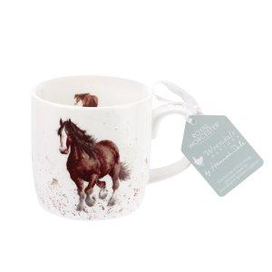 Wrendale Wrendale Gigi Horse Mug 11oz