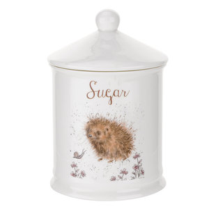 Wrendale Wrendale Prickly Encounter Sugar Canister