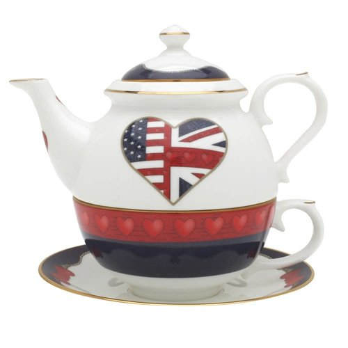 Halcyon Days Halcyon Days A Very Special Relationship Tea For One