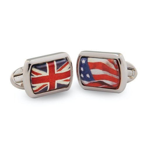 Halcyon Days Halcyon Days A Very Special Relationship Cufflinks