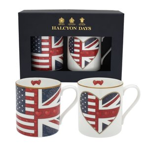 Halcyon Days Halcyon Days A Very Special Relationship Mug Set of 2