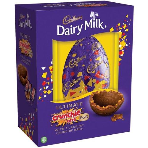 Cadbury Cadbury Crunchie Bits Ultimate Egg