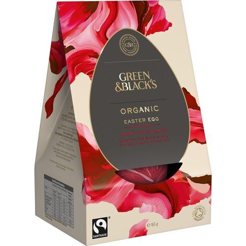 Green & Blacks Organic Dark Chocolate Egg