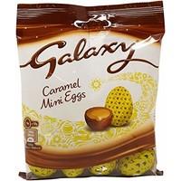 Galaxy Caramel Mini Eggs Bag