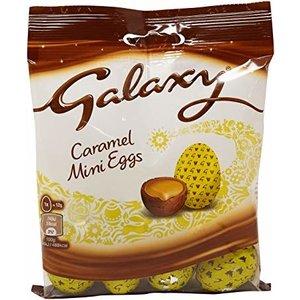 Galaxy Galaxy Caramel Mini Eggs Bag
