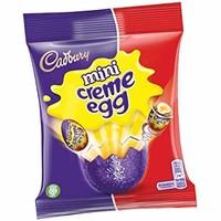 Cadbury Creme Mini Egg Bag