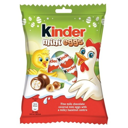 Kinder Kinder Mini Eggs Bag