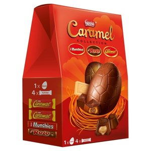 Nestle Nestle Giant Caramel Collection Egg