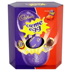Cadbury Cadbury Creme Giant Egg
