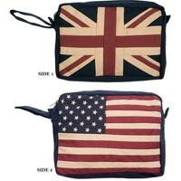 Woven Magic Union Americana Wash Bag