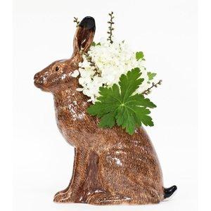 Quail Ceramics Quail Flower Vase Hare
