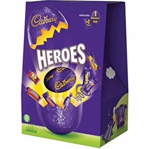 Cadbury Cadbury Heroes Large Egg