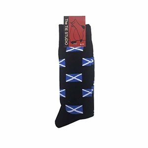 the tie studio The Tie Studio Scotland Socks St. Andrews Flag