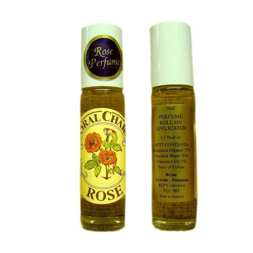Floral Charm Floral Charm Rose Roll On Bottle 10ml