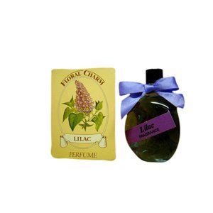 Floral Charm Floral Charm Lilac 15ml. Dimple Bottle
