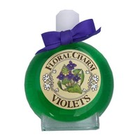 Devon Violets 30 ml Flat Watch Bottle