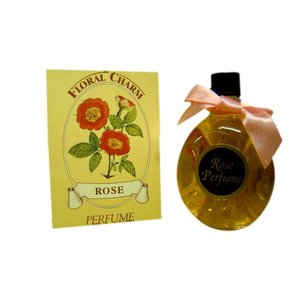 Floral Charm Floral Charm Rose 15ml Dimple Bottle