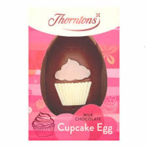Thorntons Chocolate Cupcake Egg