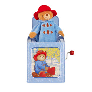 Paddington Bear Paddington Bear Jack In The Box