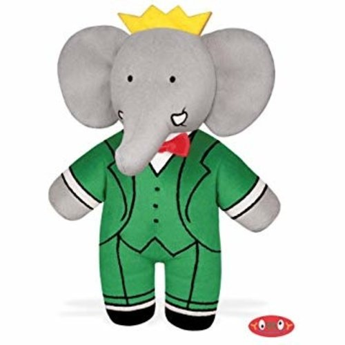 "Babar 9.25"" Bean-Filled Toy"