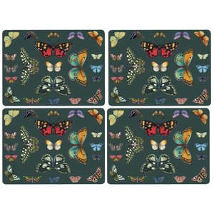 Portmeirion Pimpernel Botanical Garden Harmony Placemats