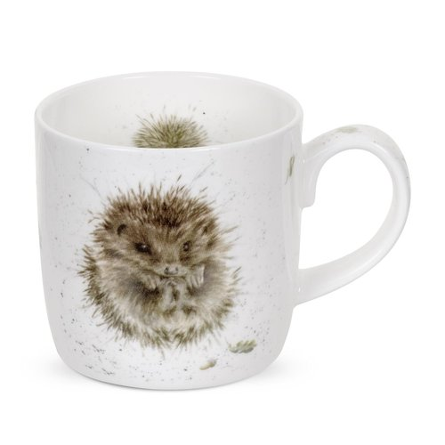 Wrendale Wrendale Awakening Hedgehog Small Mug