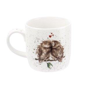 Portmeirion Wrendale Birds of a Feather Owl Mug
