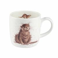 Wrendale River Gent Large Otter Mug