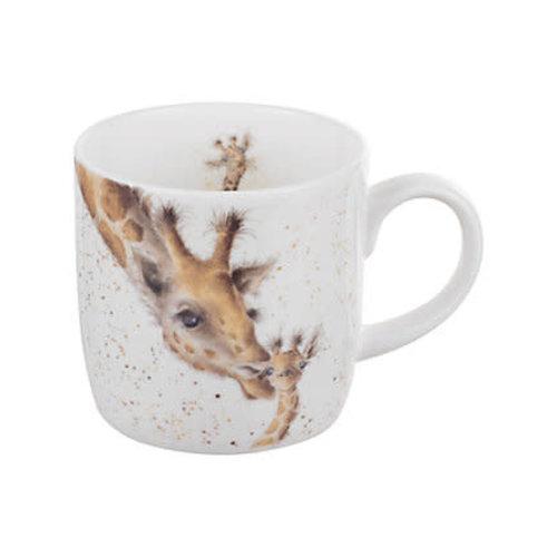 Wrendale Wrendale Lofty Giraffe Large Mug