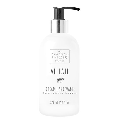 The Scottish Fine Soaps Company Au Lait Cream Hand Wash