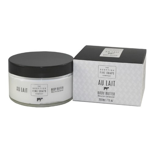 The Scottish Fine Soaps Company The Scottish Fine Soaps Company Au Lait Body Butter