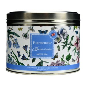 Portmeirion Portmeirion Sweet Pea Candle Large